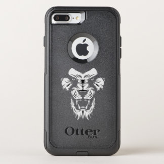 Capa iPhone 8 Plus/7 Plus Commuter OtterBox Exemplo positivo da viagem ao trabalho do iPhone 7