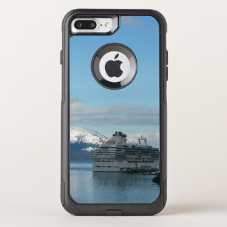 Capa iPhone 8 Plus/7 Plus Commuter OtterBox Fotografia do Alasca do viagem das férias do