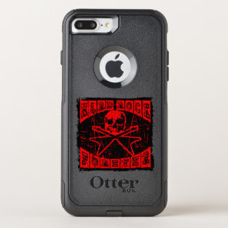 Capa iPhone 8 Plus/7 Plus Commuter OtterBox hard rock para sempre