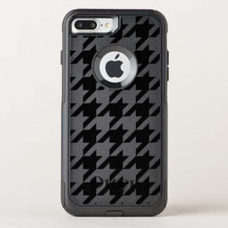 Capa iPhone 8 Plus/7 Plus Commuter OtterBox iPhone de Houndstooth OtterBox Apple 8 Plus/7 mais