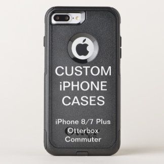 Capa iPhone 8 Plus/7 Plus Commuter OtterBox iPhone personalizado costume de Otterbox 8/7 de