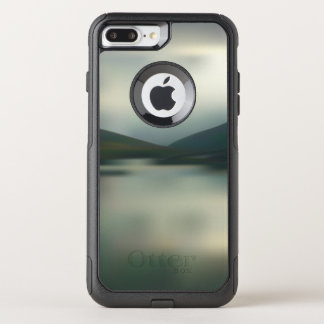 Capa iPhone 8 Plus/7 Plus Commuter OtterBox Lago nas montanhas