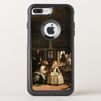 Capa iPhone 8 Plus/7 Plus Commuter OtterBox Las Meninas