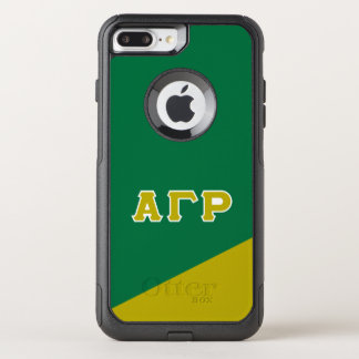 Capa iPhone 8 Plus/7 Plus Commuter OtterBox Letras alfa do grego do ró | da gama