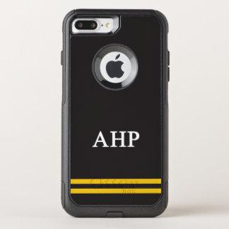 Capa iPhone 8 Plus/7 Plus Commuter OtterBox Listra alfa do esporte do ró   de Eta