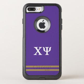 Capa iPhone 8 Plus/7 Plus Commuter OtterBox Listra do esporte da libra por polegada quadrada |