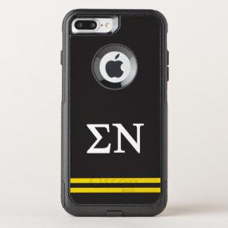 Capa iPhone 8 Plus/7 Plus Commuter OtterBox Listra do esporte do NU | do Sigma