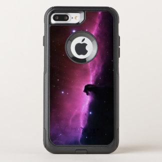 Capa iPhone 8 Plus/7 Plus Commuter OtterBox Nebulosa de surpresa de Horsehead