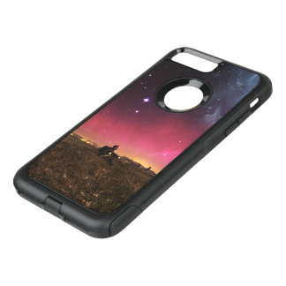Capa iPhone 8 Plus/7 Plus Commuter OtterBox Nunca perca sua maravilha Fractalscape