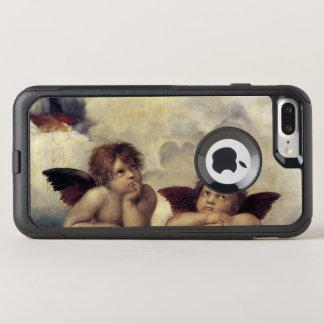 Capa iPhone 8 Plus/7 Plus Commuter OtterBox Os anjos de Raphael