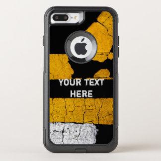 Capa iPhone 8 Plus/7 Plus Commuter OtterBox Pintura pavimentada legal personalizada da estrada