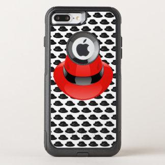 Capa iPhone 8 Plus/7 Plus Commuter OtterBox Poço protegido