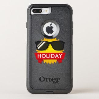 Capa iPhone 8 Plus/7 Plus Commuter OtterBox Sol legal dos sunglass