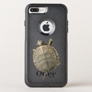 Capa iPhone 8 Plus/7 Plus Commuter OtterBox Tartaruga minúscula (tartaruga)