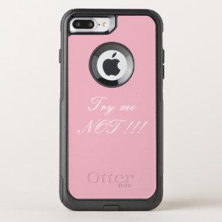 Capa iPhone 8 Plus/7 Plus Commuter OtterBox Tente-me não acessórios do telefone