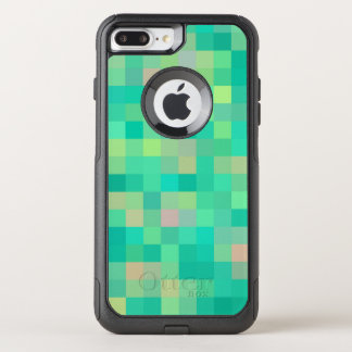 Capa iPhone 8 Plus/7 Plus Commuter OtterBox Teste padrão da arte do pixel