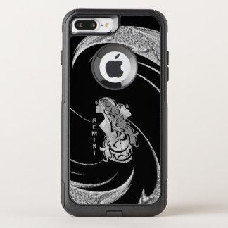 Capa iPhone 8 Plus/7 Plus Commuter OtterBox Zodíaco dos Gêmeos