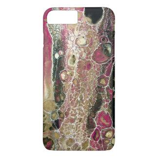 Capa iPhone 8 Plus/7 Plus Confusão cor-de-rosa