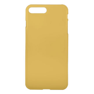 Capa iPhone 8 Plus/7 Plus Cor pròspera dourada do ouro