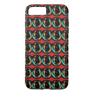 Capa iPhone 8 Plus/7 Plus Cores surpreendentes da tradição bonita africana