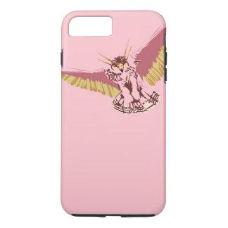 Capa iPhone 8 Plus/7 Plus Coruja do Phoenixborn