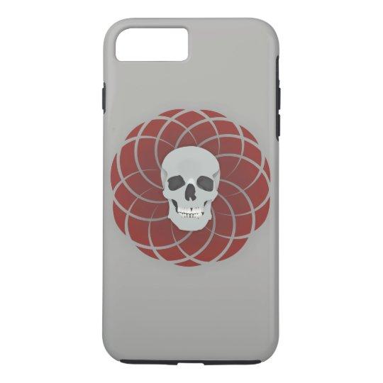 Capa iPhone 8 Plus/7 Plus Crânio