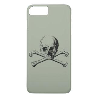 Capa iPhone 8 Plus/7 Plus Crânio dos Crossbones