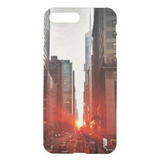 Capa iPhone 8 Plus/7 Plus Crepúsculo da cidade