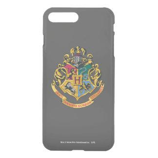 Capa iPhone 8 Plus/7 Plus Crista de Harry Potter   Hogwarts - cor completa