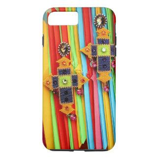 Capa iPhone 8 Plus/7 Plus Cruz Jeweled