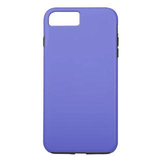 Capa iPhone 8 Plus/7 Plus ~ da LUZ do JACINTO (cor azul contínua)