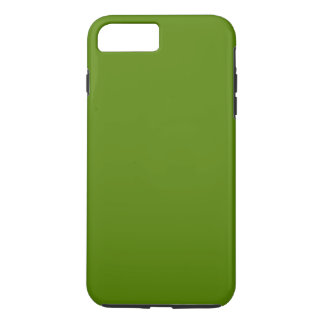 Capa iPhone 8 Plus/7 Plus ~ da VERDE AZEITONA (cor sólida)