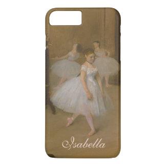 Capa iPhone 8 Plus/7 Plus Dançarino da bailarina | Edgar Degas |