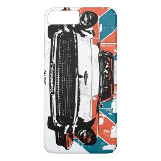 Capa iPhone 8 Plus/7 Plus DEIXE E.U. MONTAR no carro clássico