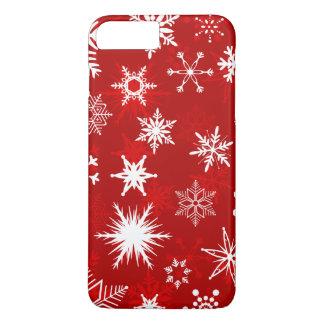 Capa iPhone 8 Plus/7 Plus Design alegre do feriado
