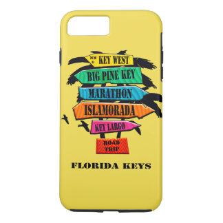 Capa iPhone 8 Plus/7 Plus Design das chaves de Florida