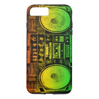 Capa iPhone 8 Plus/7 Plus Dinamitador do gueto de Rasta