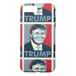 Capa iPhone 8 Plus/7 Plus Donald Trump