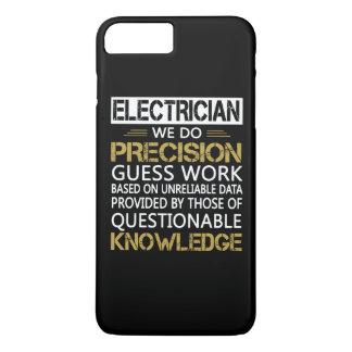 CAPA iPhone 8 PLUS/7 PLUS ELETRICISTA