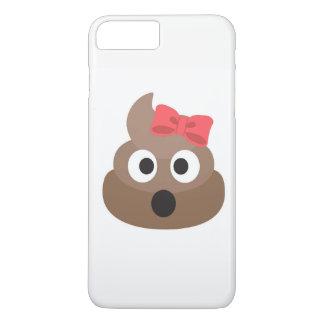 Capa iPhone 8 Plus/7 Plus emoji