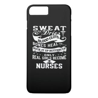 Capa iPhone 8 Plus/7 Plus Enfermeira