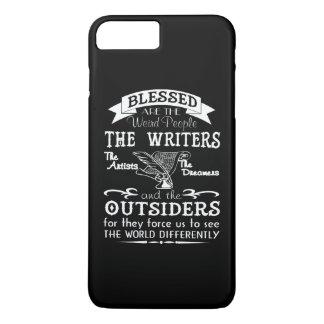 Capa iPhone 8 Plus/7 Plus Escritores, artistas, sonhadores