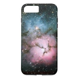 Capa iPhone 8 Plus/7 Plus Espaço legal da natureza do geek do hipster da