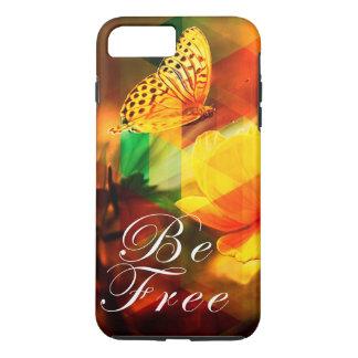 Capa iPhone 8 Plus/7 Plus Esteja livre