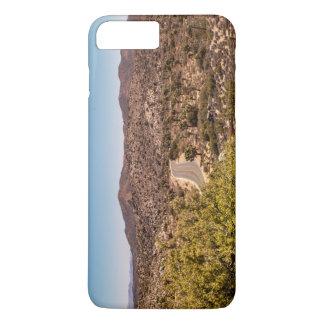 Capa iPhone 8 Plus/7 Plus Estrada só do deserto da árvore de Joshua