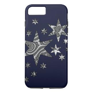 Capa iPhone 8 Plus/7 Plus Estrelas da fantasia 3 D