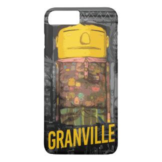 Capa iPhone 8 Plus/7 Plus exemplo de Granville do iPhone (4,5,6,7,8)