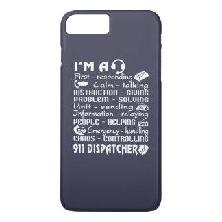 Capa iPhone 8 Plus/7 Plus Expedidor 911