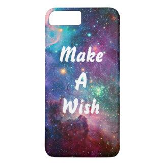 Capa iPhone 8 Plus/7 Plus Faça um exemplo positivo do iPhone 7 do desejo!