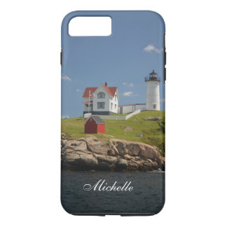 Capa iPhone 8 Plus/7 Plus Farol de Neddick do cabo